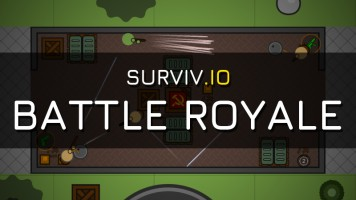 SURVIV io - Play in Full Screen UnBlocked at IOGAMES LIVE